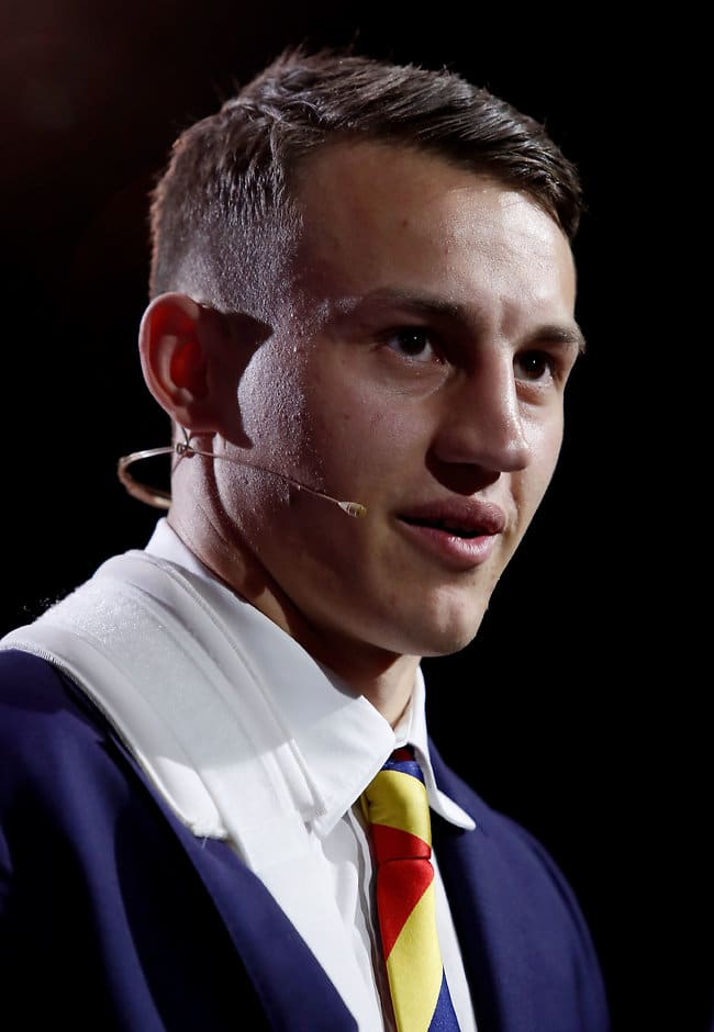 The Crows are set to lock away young gun Tom Doedee - AFL,Adelaide Crows,Tom Doedee,Contracts