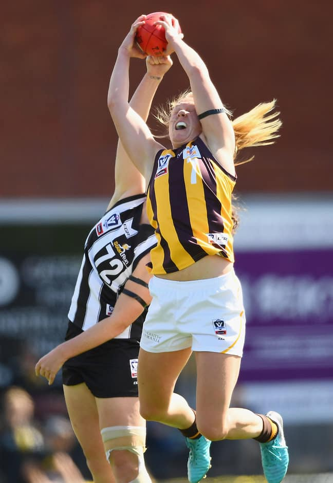 Phoebe McWilliams will line up against her new AFLW club in the VFLW decider - AFLW,Geelong Cats,Phoebe McWilliams