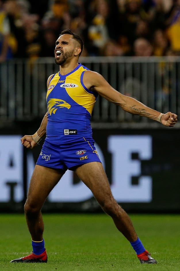 Lewis Jetta is right here, right now in the moment - AFL,West Coast Eagles,Lewis Jetta