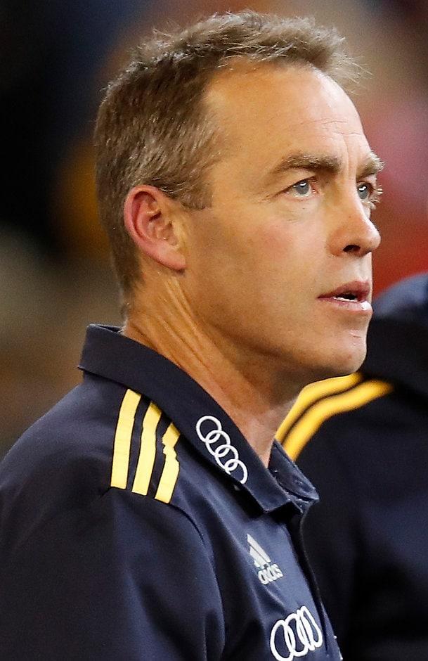 Hawthorn coach Alastair Clarkson has extended until the end of 2022 - AFL,Hawthorn Hawks,Alastair Clarkson,Contracts