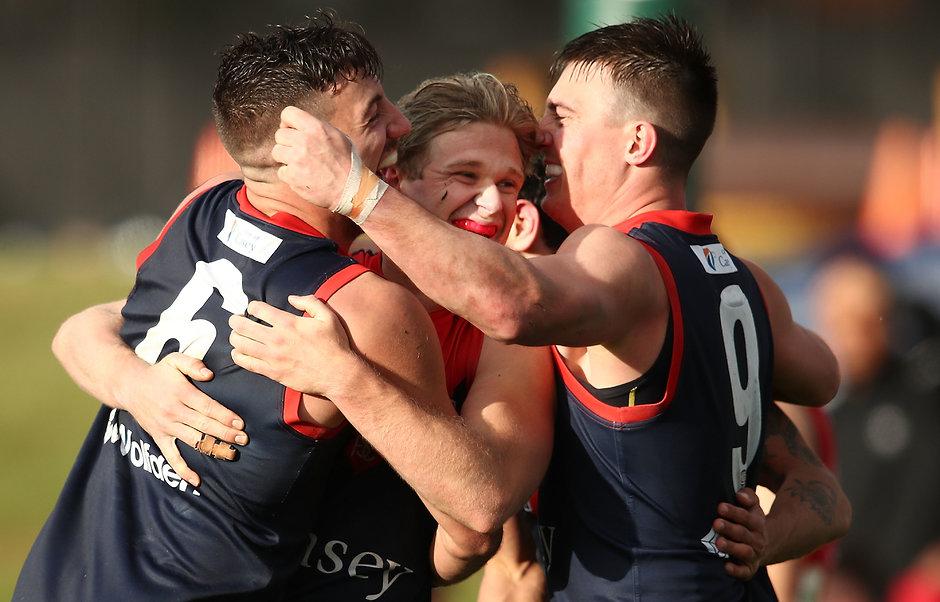 (Photo by Scott Barbour/AFL Media)