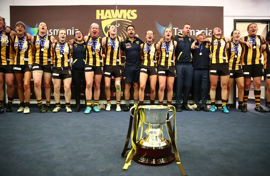 2019 VFL and VFLW fixtures released - hawthornfc com au