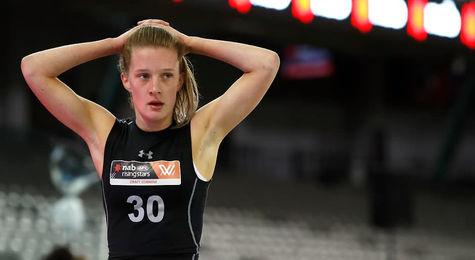 Emerson Woods is expected to be drafted  - AFLW