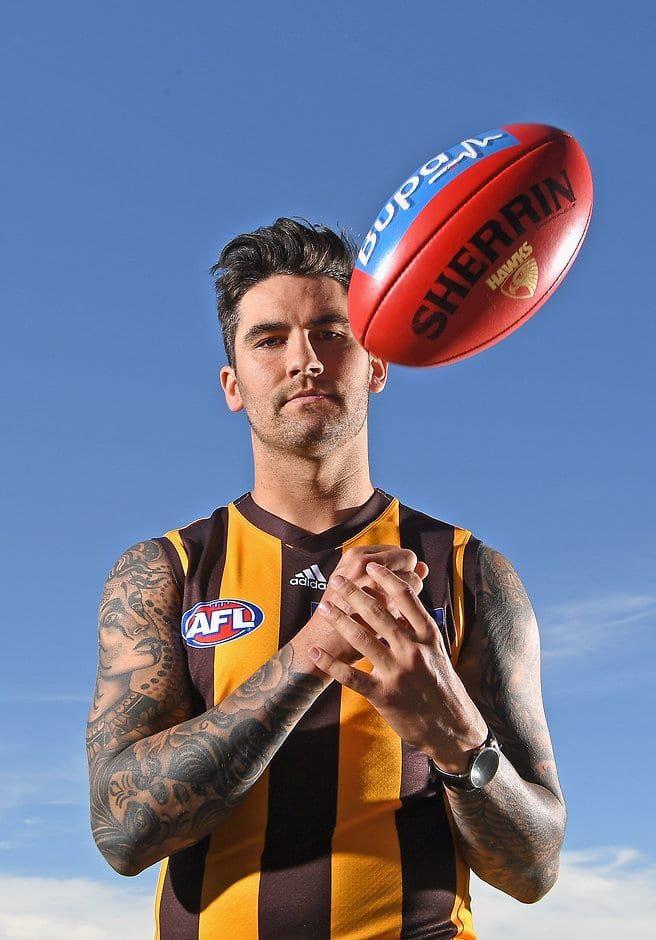 Wingard has had a huge impact on the competition over his seven-year career. - Chad Wingard