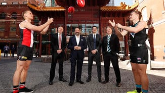 AFL set to open office in China