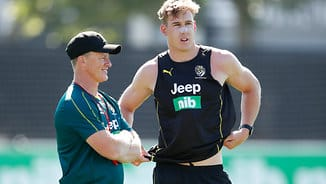 'There's no doubt about that': Dimma on Lynch in the ruck
