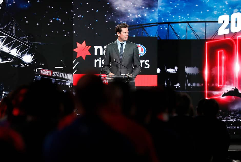 The NAB AFL National Draft will run from 28 to 29 November. - Fremantle,Fremantle Dockers,Draft,Trade