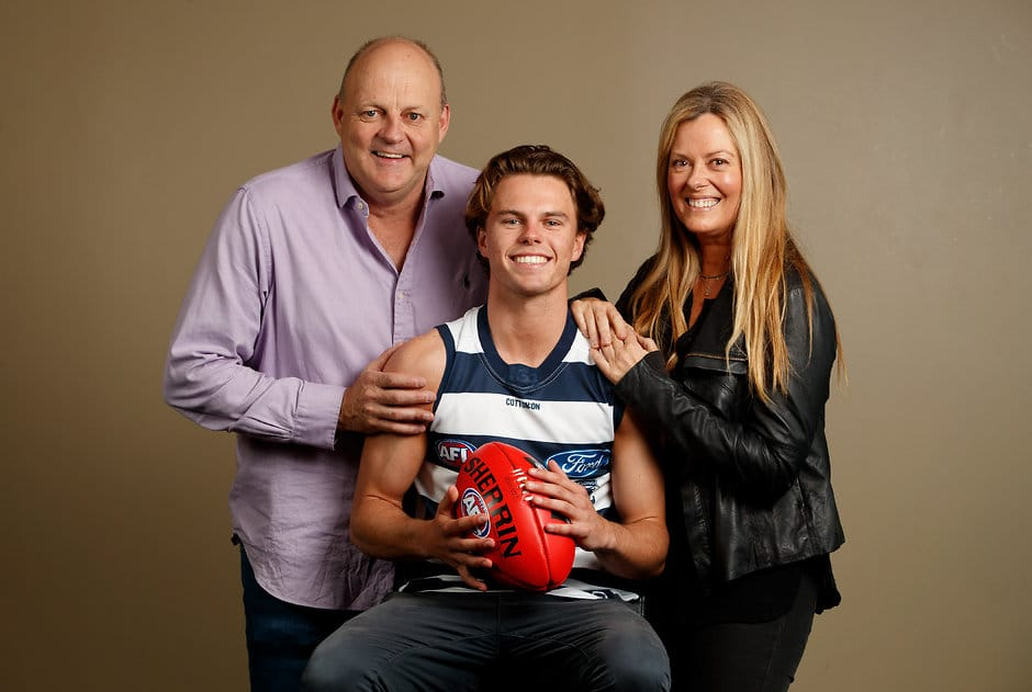 Oscar Brownless will follow in Billy's footsteps - AFL,Draft,Geelong Cats