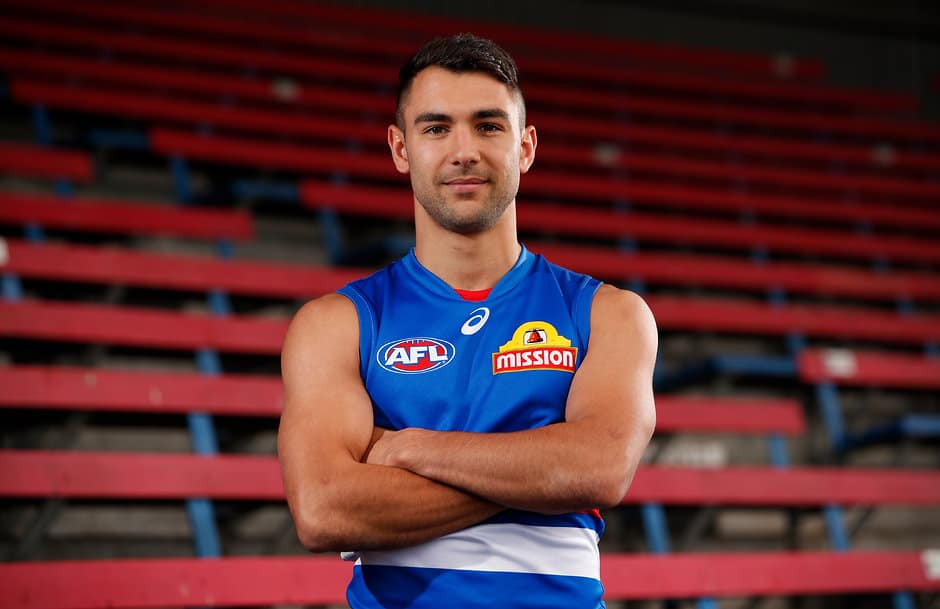 Ben Cavarra is 2-3 weeks away from being available to play after missing Sunday's VFL practice match with quad soreness. - Western Bulldogs