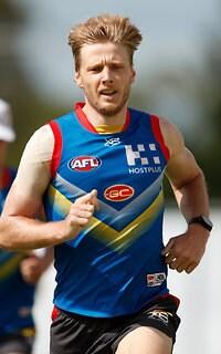 AFL 2018 Training - Gold Coast 131218