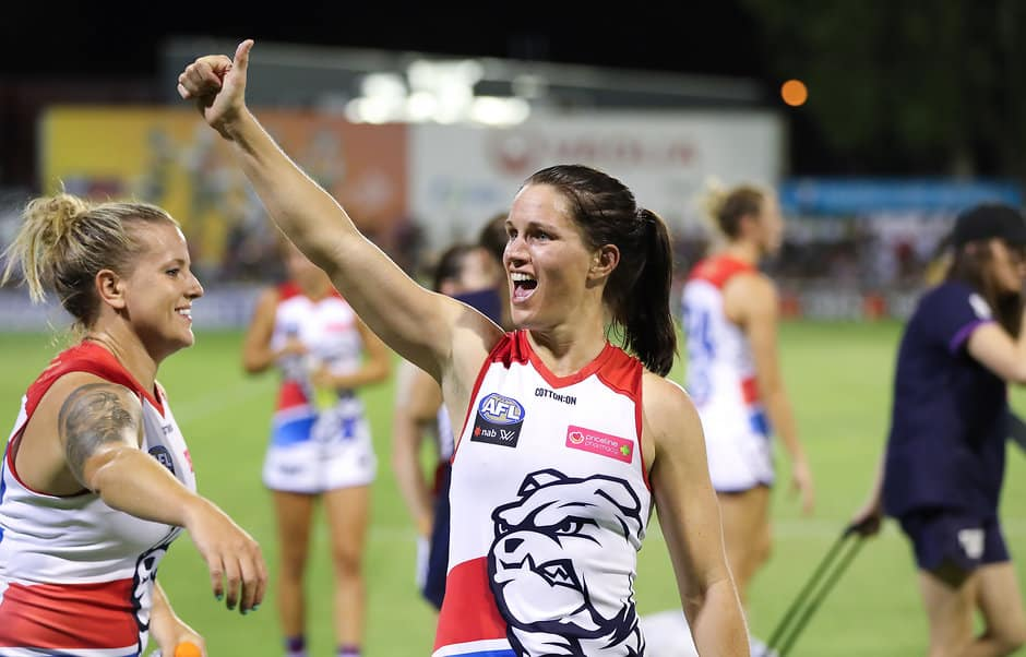 St Kilda has again bolstered its AFLW list, trading in Emma Mackie and Claudia Whitfort. - St Kilda Saints,AFLW