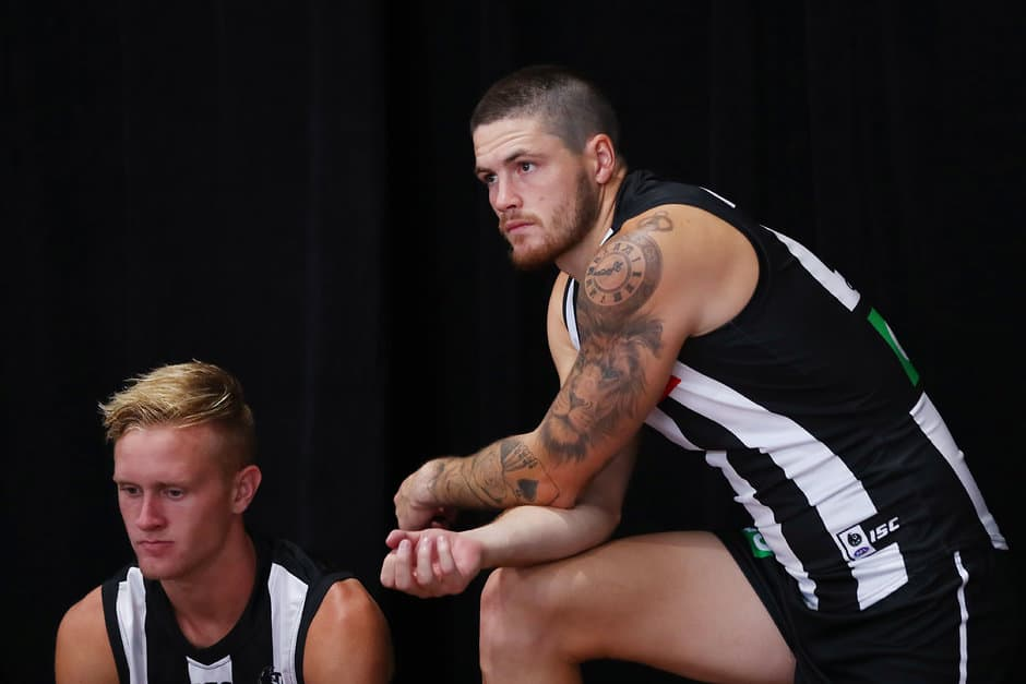 Jack Crisp has signed with Collingwood until the end of 2023 - AFL,Will Hoskin-Elliott,Jack Crisp,Collingwood Magpies,Contracts