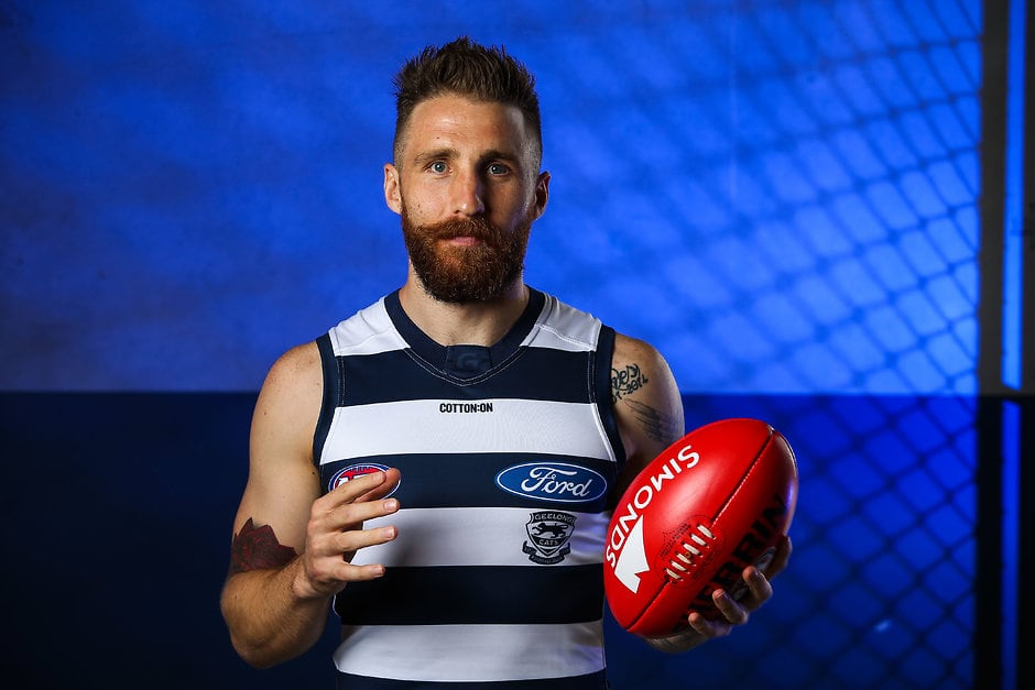 Zach Tuohy - Geelong Cats,Zach Tuohy