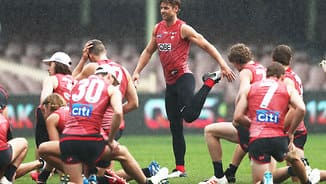 Rampe not to appeal sanction