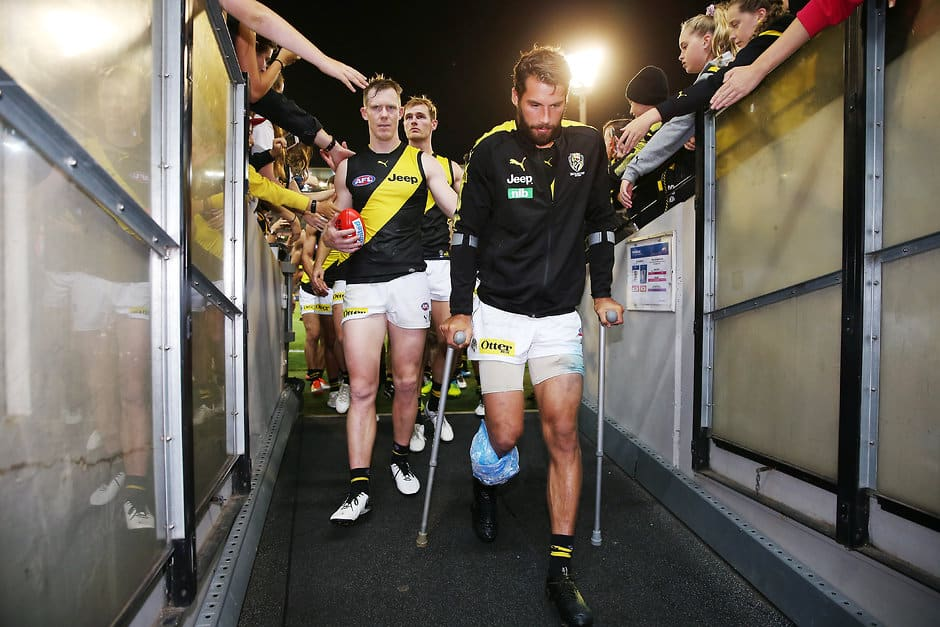 Alex Rance's long-term injury means the Tigers have spots available on their list - AFL,Tag-Explainers,Draft