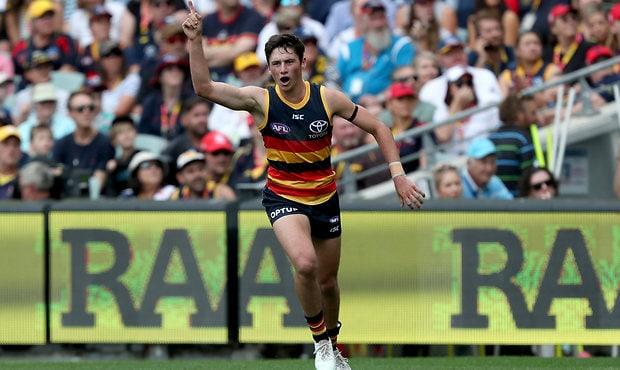 AFL 2019 Round 01 - Adelaide v Hawthorn