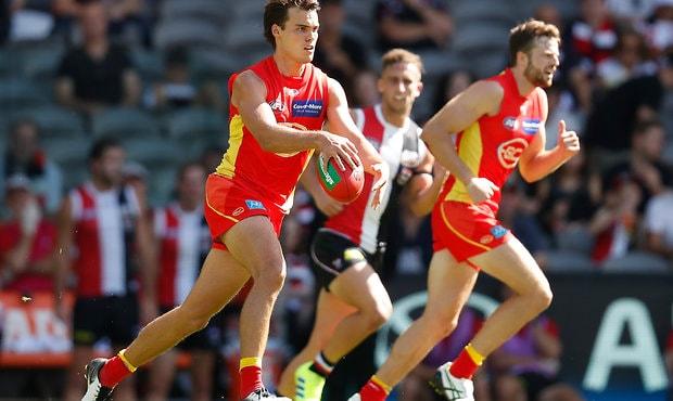 AFL 2019 Round 01 - St Kilda v Gold Coast