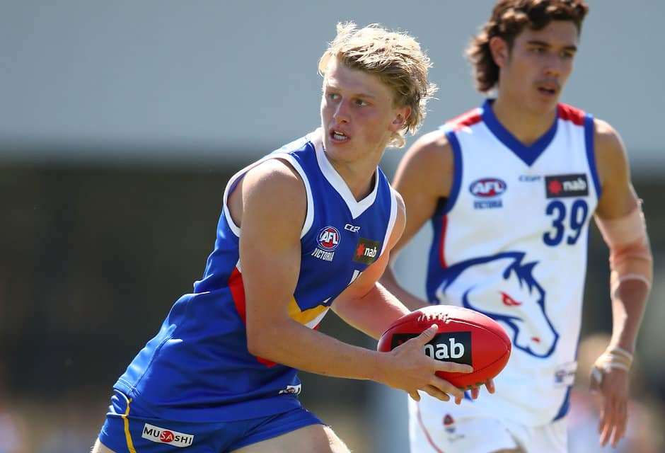 Cody Hirst is a big chance to be picked up in the Mid-Season Rookie Draft - AFL,Tag-Draft,Draft