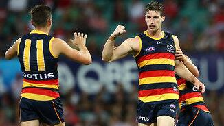 TEAMS: Crows axe another big name, Blue finally returns