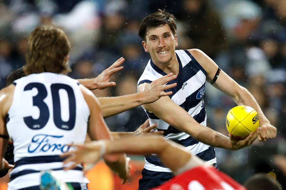 Charlie Constable will miss Monday's blockbuster clash with Hawthorn - AFL,Tag-Breaking News,Fantasy,Charlie Constable,Cameron Guthrie