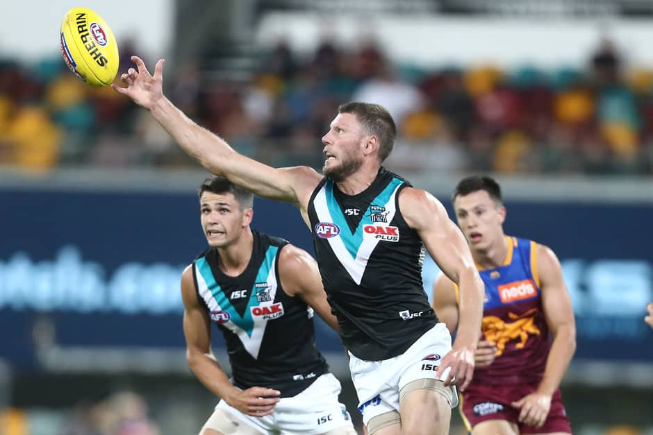An old rivalry re-ignites at Adelaide Oval this Sunday, as the Power clash with the Lions. - Port Adelaide Power,Brisbane Lions