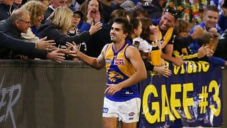 Who's the comp's best 'gut runner'? Lycett's nod to ex-teammate