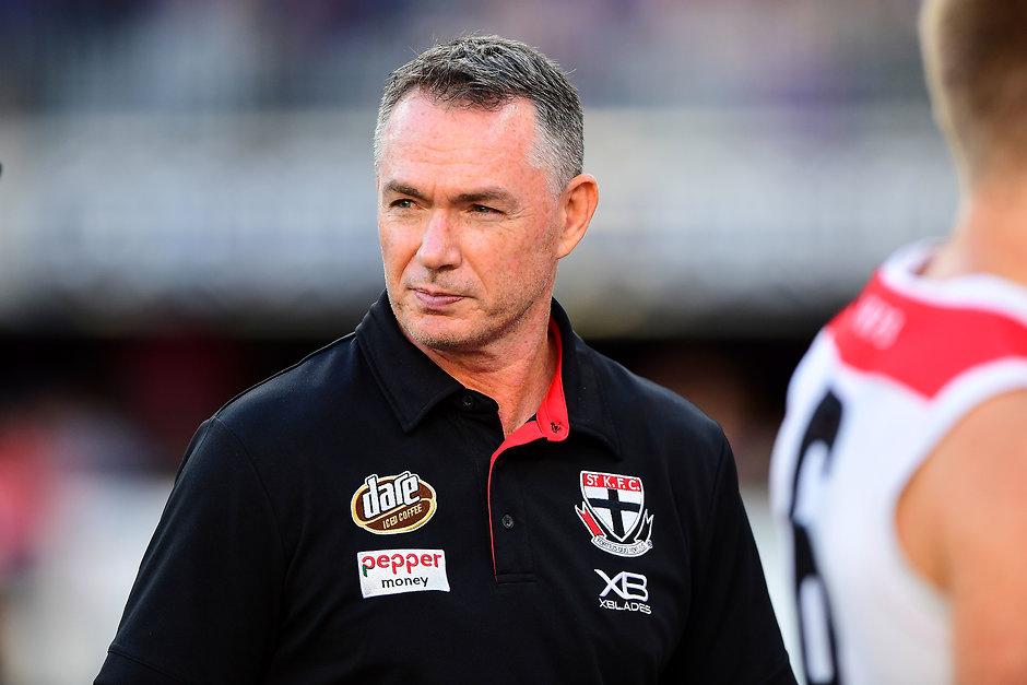 Alan Richardson will join Melbourne in 2020. Photo by Daniel Carson/AFL Photos - Alan Richardson