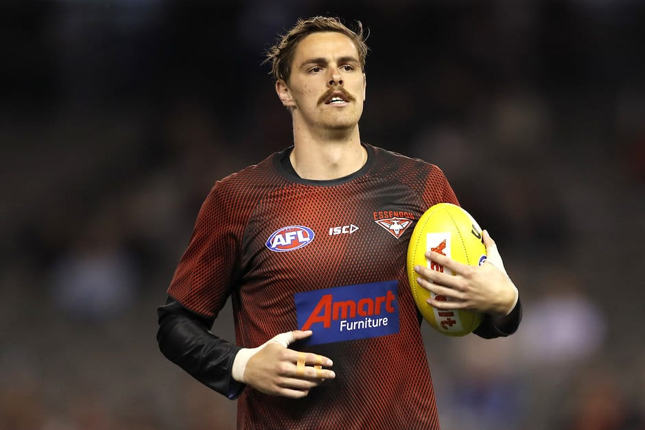Joe Daniher will play against North Melbourne - AFL,Essendon Bombers,Joe Daniher,David Zaharakis
