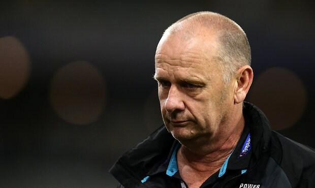 AFL 2019 Round 05 - West Coast v Port Adelaide