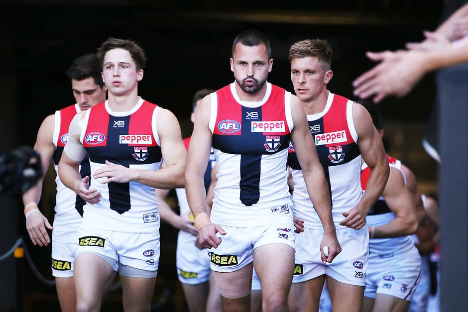 Take a closer look at what has worked and what hasn't for the Saints at the half-way mark of the season. - St Kilda Saints