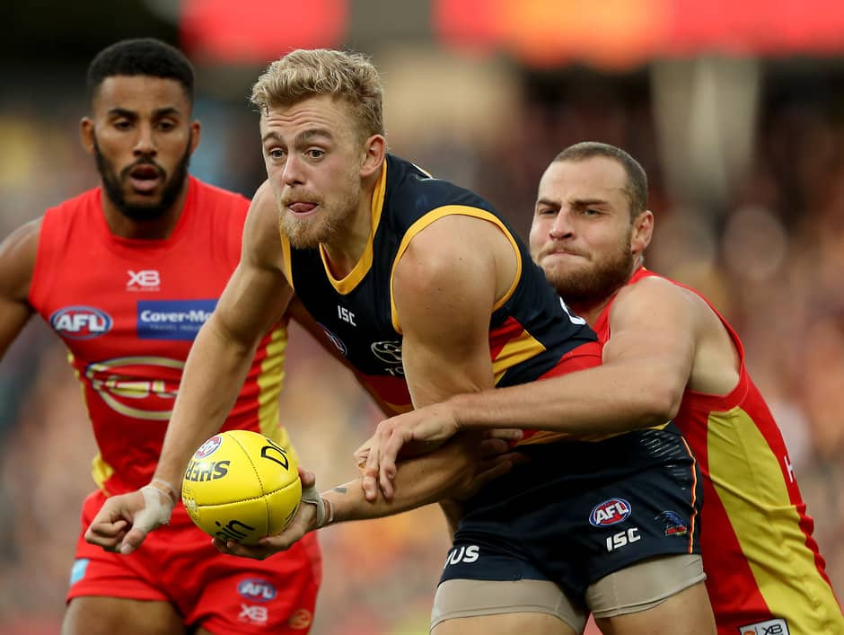 Chasing the Sun: Why former Crow chose to move to Gold Coast - Australian Football League