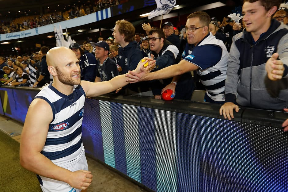 Gary Ablett is our special guest on this week's podcast. - Geelong Cats,Gary Ablett