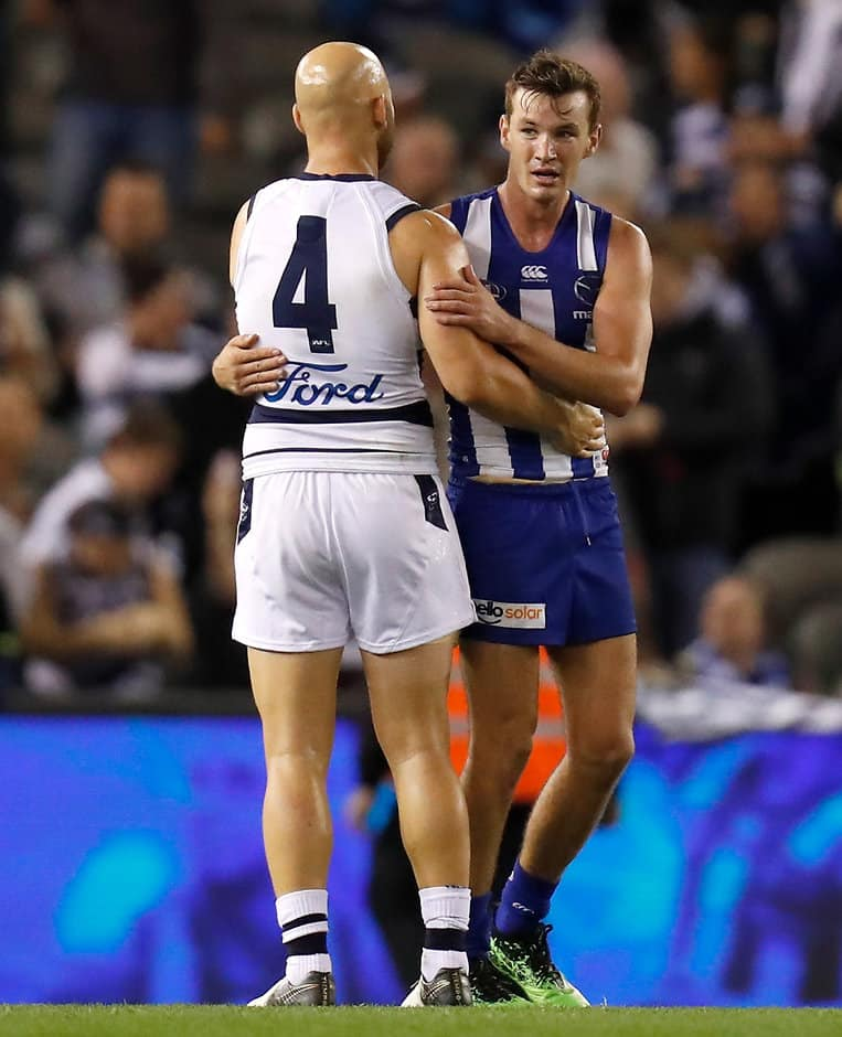 Gary Ablett has no case to answer from the MRO - Geelong Cats,Gary Ablett