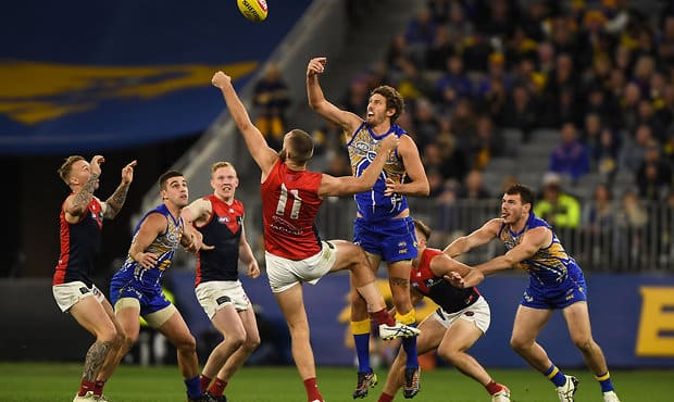 The Eagles have won 11 of the past 13 clashes against the Demons
