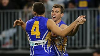 Eagles serve Demons shattering loss in the west