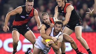 Blakely pleased with AFL return