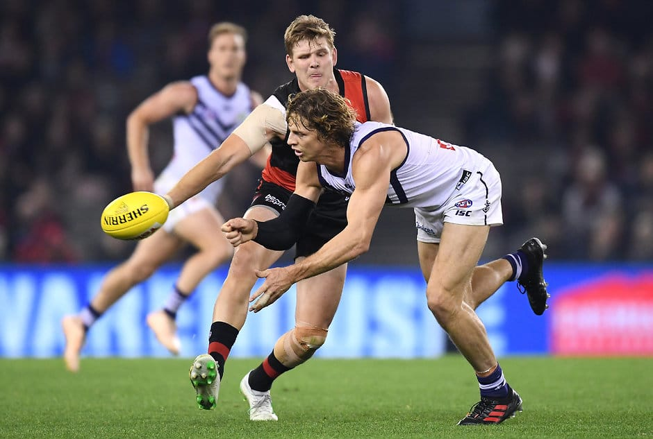 essendon vs fremantle 2019 - photo #30