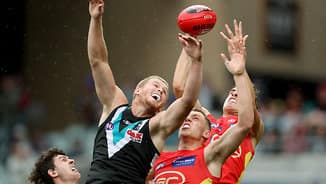 Power switches on in the gloom to thump Suns