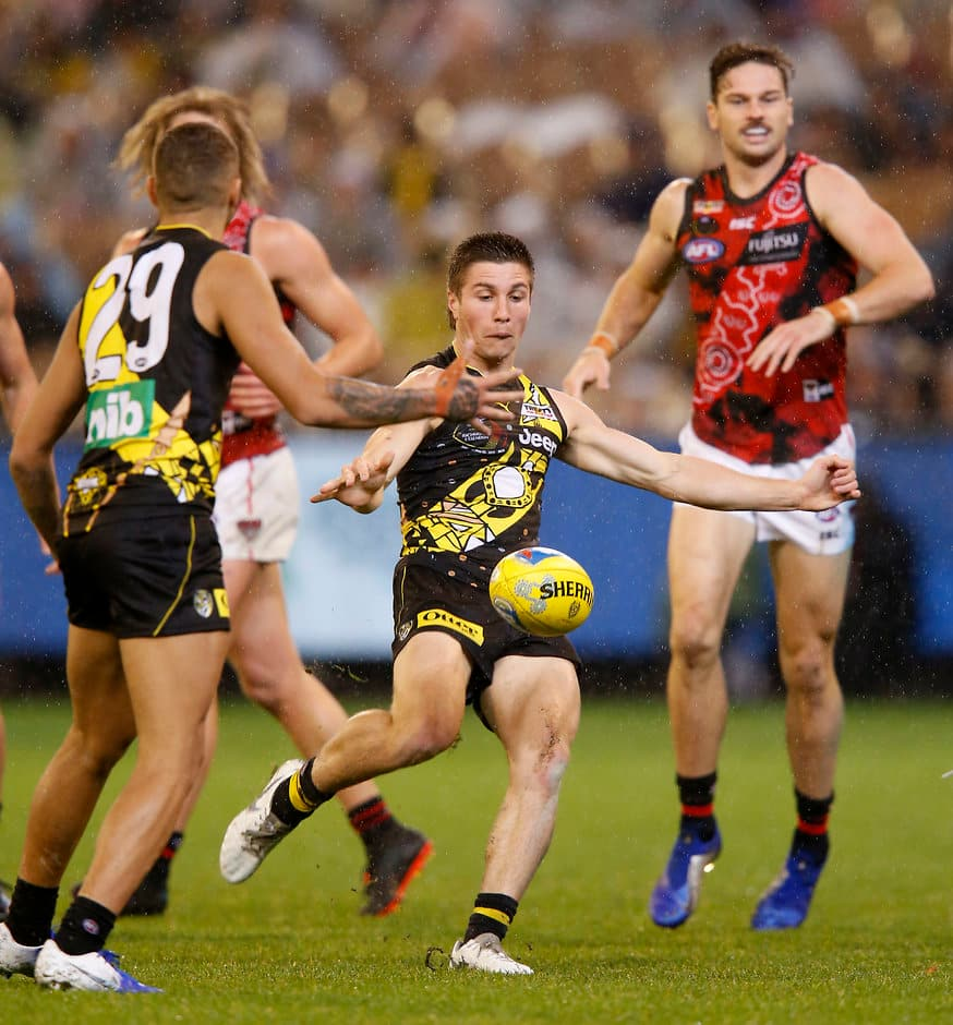 Liam Baker is the round 10 nomination for the NAB AFL Rising Star award - AFL,Richmond Tigers,Rising Star,Liam Baker