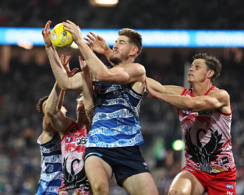 Zac Smith is a late out for the Cats - AFL,Melbourne Demons,Collingwood Magpies,Port Adelaide Power,Sydney Swans,Brisbane Lions,Gold Coast Suns,Essendon Bombers,Western Bulldogs,Geelong Cats,North Melbourne Kangaroos