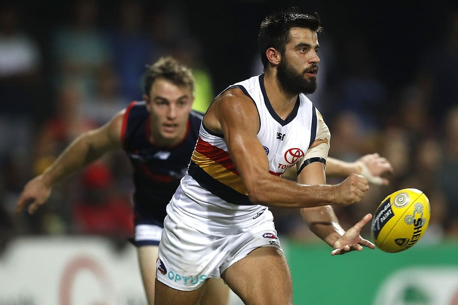 Wayne Milera has added a much-needed spark to the Crows' midfield - AFL,Adelaide Crows,Wayne Milera