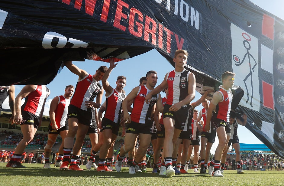 St Kilda's fixture for the 2020 Toyota AFL Premiership Season will be announced this Thursday. - St Kilda Saints,Fixture,AFL