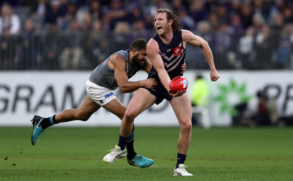 Match review: Mundy fined