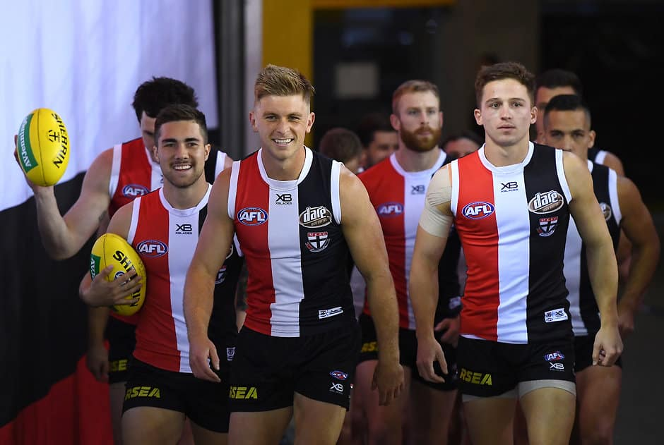 Seb Ross delivered consistency and leadership throughout a season which endured many hardships. - St Kilda Saints,Sebastian Ross