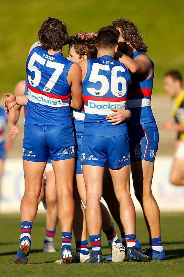 VFL Report: Dogs claim win in comeback thriller
