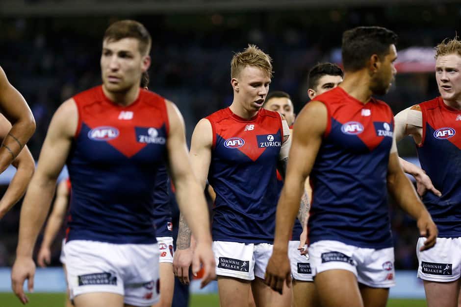 The Demons have had a desolate year with just five wins - AFL,Stats Files,Melbourne Demons