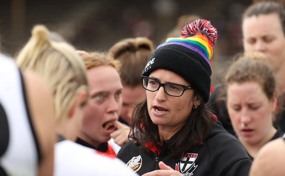 VFLW: Southern Saints steam towards semi final - saints com au