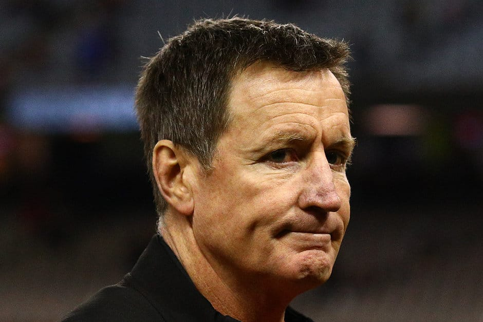 Keeping his cool: Essendon coach John Worsfold - AFL,John Worsfold,Essendon Bombers
