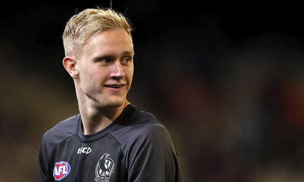 AFL 2019 First Qualifying Final - Geelong v Collingwood