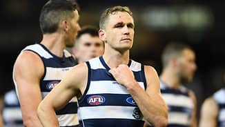 How a horror start came back to haunt Geelong again